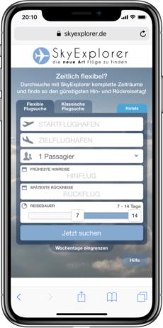 SkyExplorer-iPhone